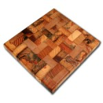 Detroit Cutting Board