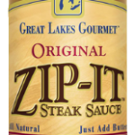 Zip It Steak Sauce