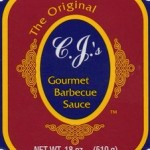 CJ's BBQ Sauce