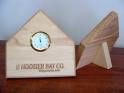 Hoosier Bat Clock StateGiftsUSA.com