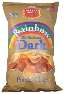 Better Made Snack Foods Rainbow Chips