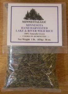 Minnesota Harvested Wild Rice