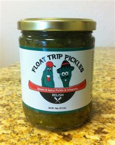 Float Trip Pickles