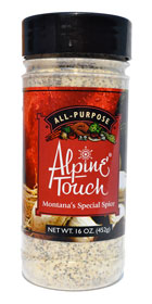 Alpine Touch Spices