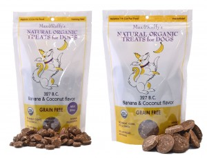 Max and Ruffy's Dog Treats