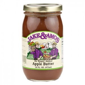Jake and Amos Apple Butter