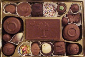 South Carolina Chocolates