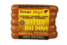 Tanka Hot Dogs
