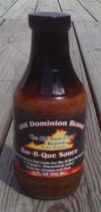 Old Dominion BBQ Sauce
