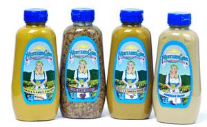 Mustard Girl Mustard