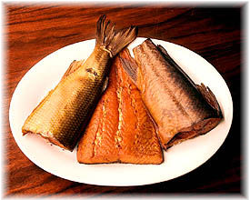 Wisconsin Smoked Fish