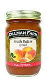 Dillman Farm Peach Butter