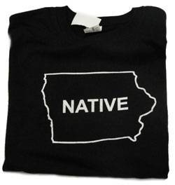 Iowa Native Shirt