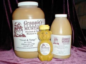 Grannie's Homemade Mustard