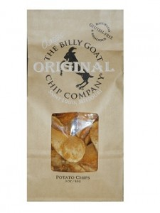 Billy Goat Potato Chips