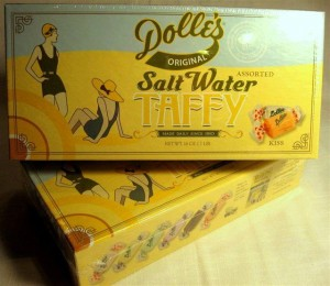 Dolles Salt Water Taffy