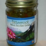 Bitterroot Zucchini Sweet Relish