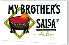 My Brother's Salsa StateGiftsUSA.com