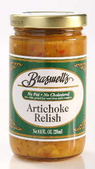 Braswell's Artichoke Relish