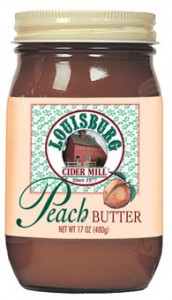 Louisburg Peach Butter