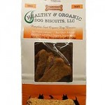 Healthy Organic Dog Biscuits