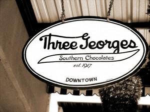Three Georges Chocolates