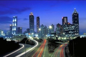 Atlanta Skyline StateGiftsUSA.com