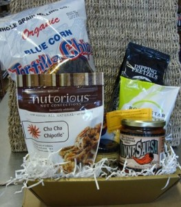 Golden Fig Gift Basket