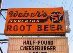 Weber's Root Beer