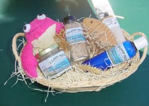Block Island Gift Basket