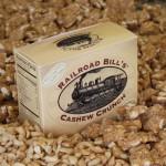Railroad Bill's Cashew Crunch