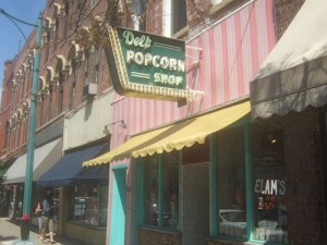 Del's Popcorn, Decatur IL