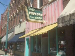 Del's Popcorn, Decatur IL