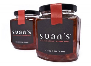 Suan's Scotch Bonnet Sauce
