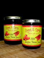 Alaska Sweet and Spicy