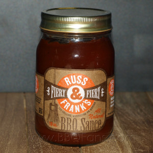 Russ and Frank's BBQ Sauce