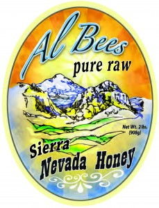 Sierra Nevada Honey