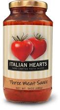 Italian Hearts Pasta Sauce
