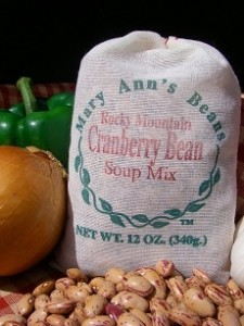 Mary Ann's Beans