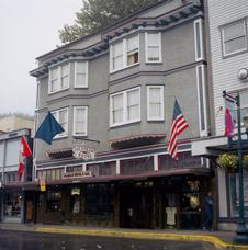 Alaska Hotel and Bar