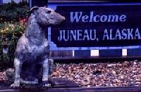 Patsy Ann Statue, Juneau
