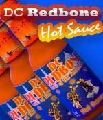 DC Redbone Hot Sauce