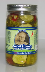 Great Gran's Pickles