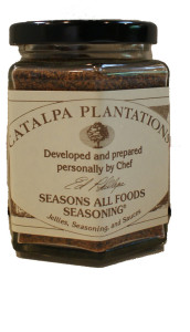Catalpa Plantations Seasoning