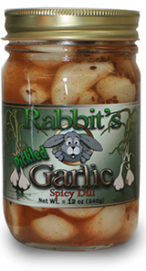 Rabbit's Pickled Garlic, Montana