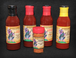 Swineheart's Sauces NH