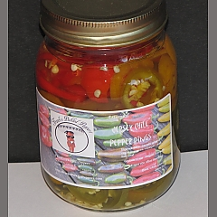 Frank's Pickled Peppers NJ