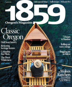 1859 Oregon Magazine