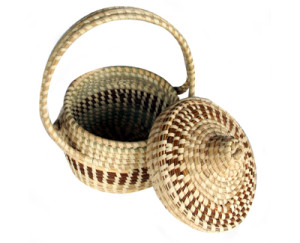 Charleston Sweetgrass Basket