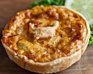 Crab Pie